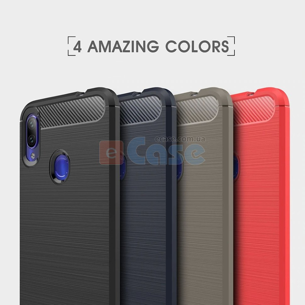 ТПУ чехол (накладка) iPaky SLIM TPU Series для Xiaomi Redmi 9 Prime фото 1 — eCase
