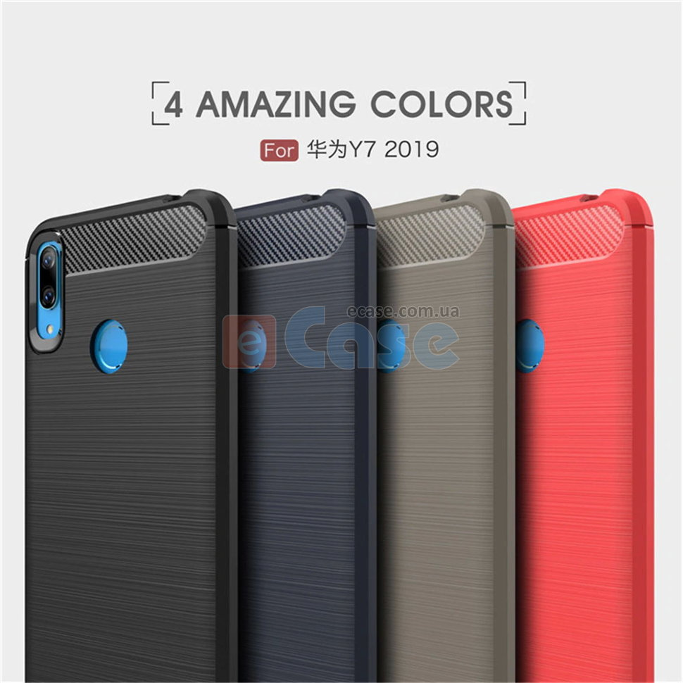 ТПУ чехол (накладка) iPaky SLIM TPU Series для Huawei Y7 2019 фото 1 — eCase