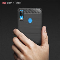 ТПУ чехол (накладка) iPaky SLIM TPU Series для Huawei Y7 2019 фото 3 — eCase