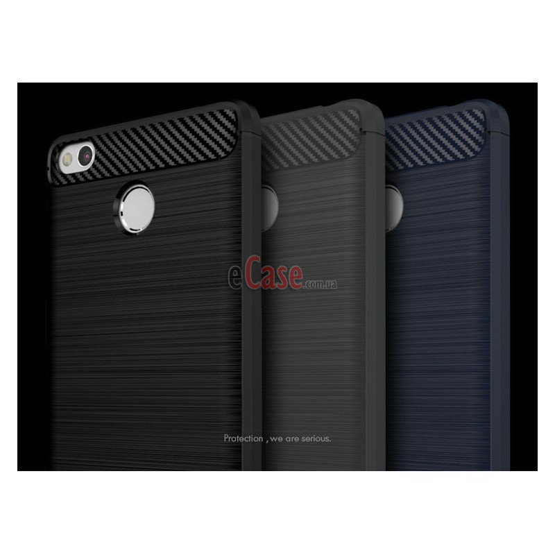 ТПУ чехол (накладка) iPaky SLIM TPU Series для Xiaomi Redmi 3S фото 1 — eCase