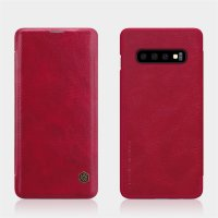 Чехол (книжка) Nillkin Qin для Samsung Galaxy S10 Plus (G975F) фото 18 — eCase