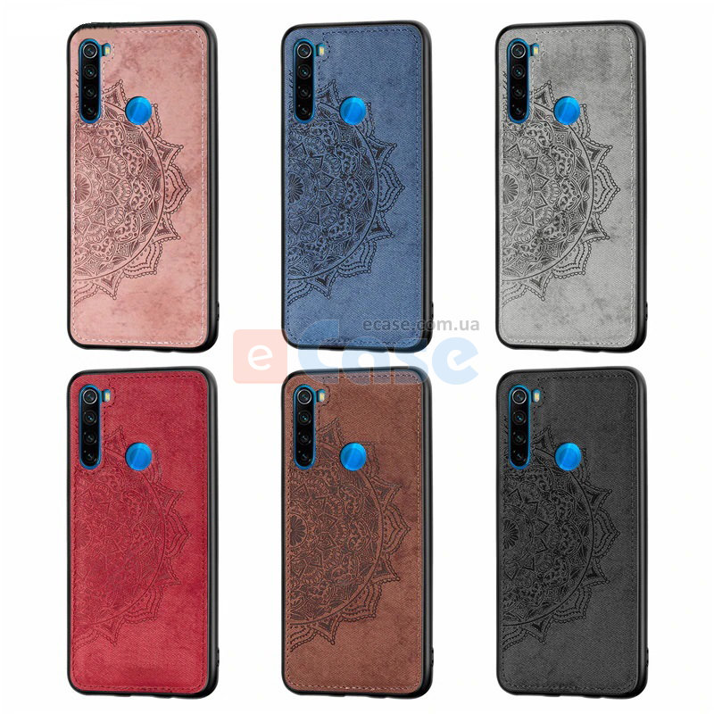 Накладка Ornament для Xiaomi Redmi Note 8T фото 1 — eCase