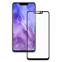 Защитное стекло для Huawei Honor Play (Tempered Glass Frame 2,5D) с рамкой фото 2 — eCase