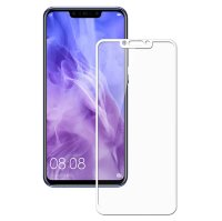Защитное стекло для Huawei Honor Play (Tempered Glass Frame 2,5D) с рамкой фото 3 — eCase