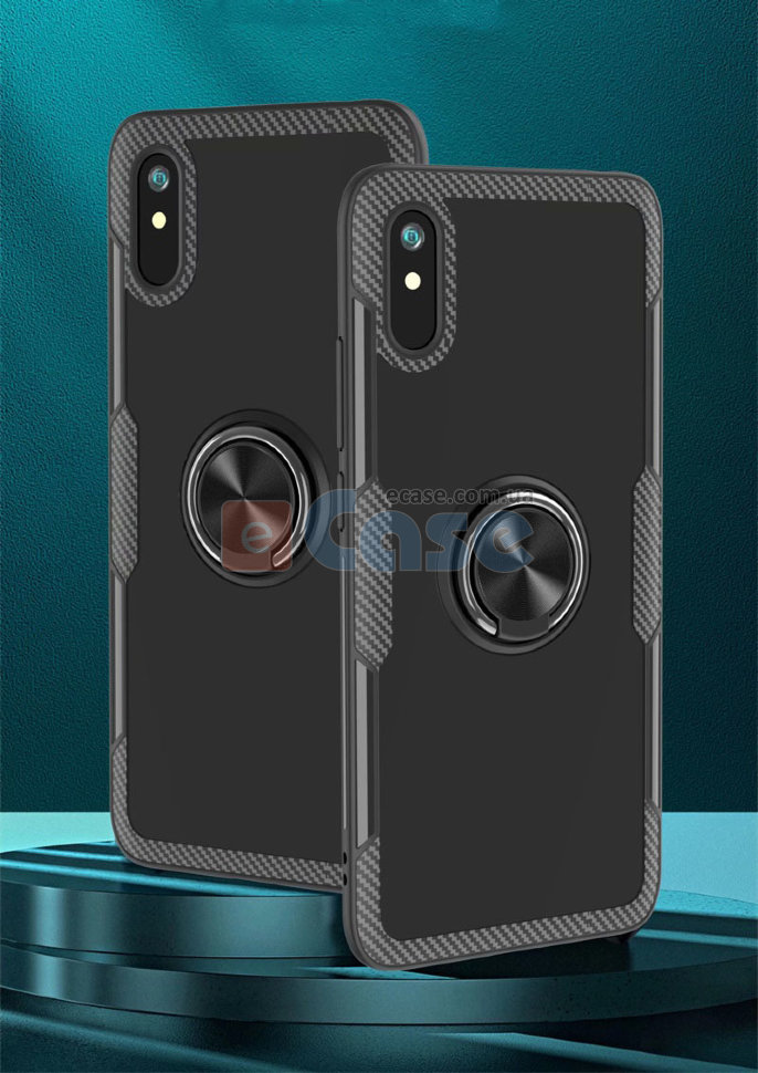 Чехол Crystal Ring для Xiaomi Redmi 9A фото 1 — eCase