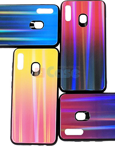 Накладка TPU + Glass Aurora для Huawei Honor 8A фото 1 — eCase