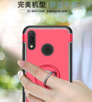 TPU+PC чехол Strips Ring для Huawei P Smart Plus фото 3 — eCase