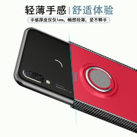 TPU+PC чехол Strips Ring для Huawei P Smart Plus фото 7 — eCase