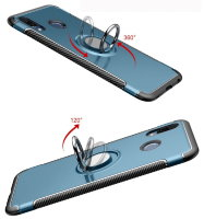 TPU+PC чехол Strips Ring для Huawei P Smart Plus фото 10 — eCase
