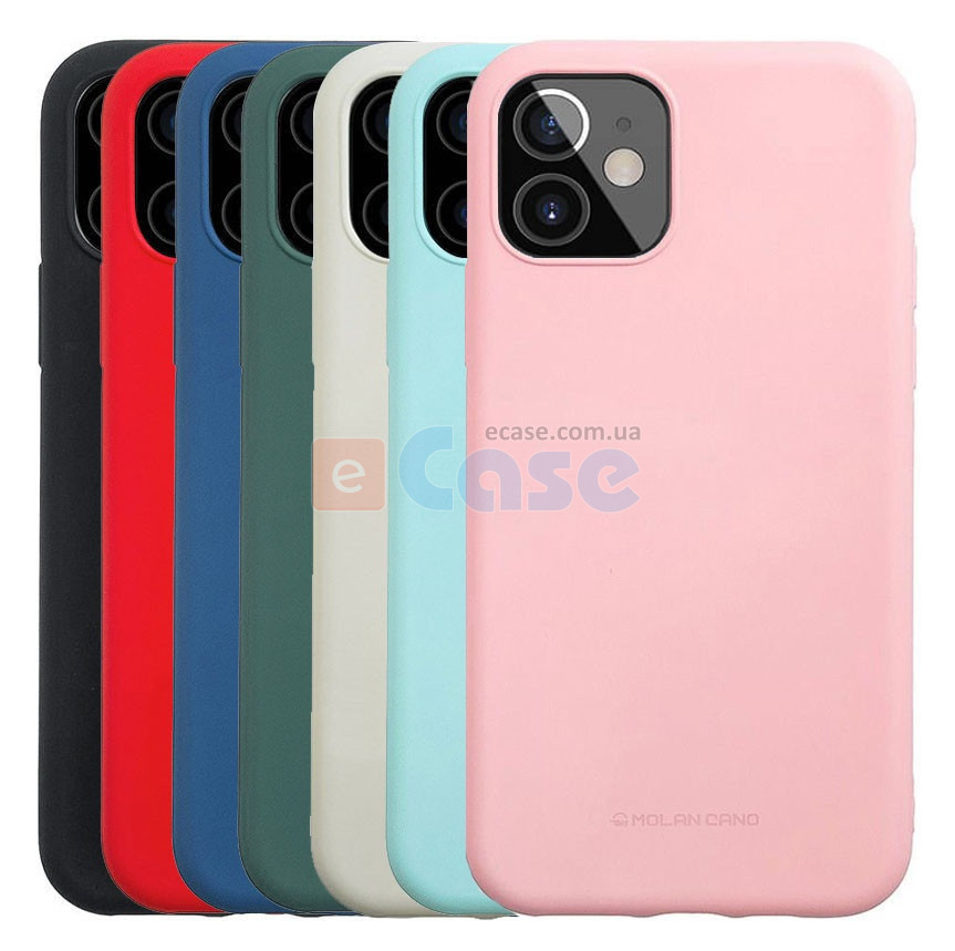 ТПУ чехол Molan Cano Smooth для iPhone 12 mini фото 1 — eCase