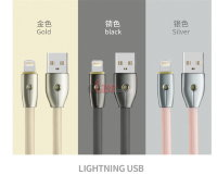 USB кабель REMAX Knight (Lightning) фото 1 — eCase