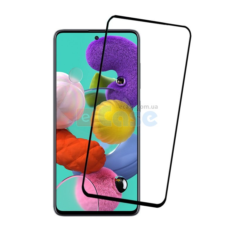 Защитное стекло 3D Full-screen Color Frame для Xiaomi Redmi Note 9S фото 1 — eCase