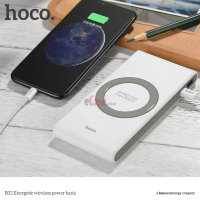 Внешний аккумулятор HOCO B32 Energetic Wireless Power Bank 8000mAh фото 3 — eCase