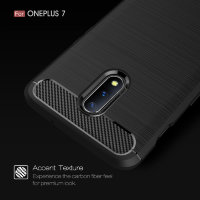ТПУ чехол (накладка) iPaky SLIM TPU Series для OnePlus 7 фото 6 — eCase