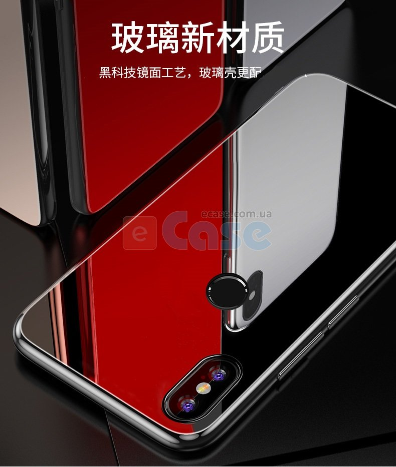 Накладка TPU + Glass для Xiaomi Redmi Note 6 фото 1 — eCase